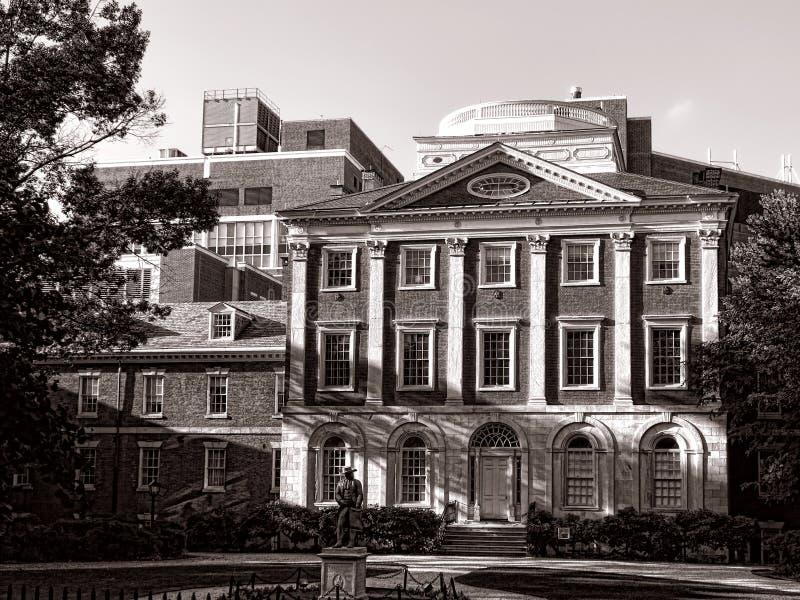 Historisk plats Philadelphia för Pennsylvania sjukhus arkivbild