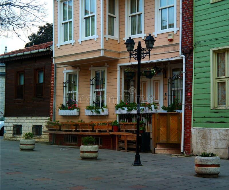 historiska byggnader royaltyfri bild