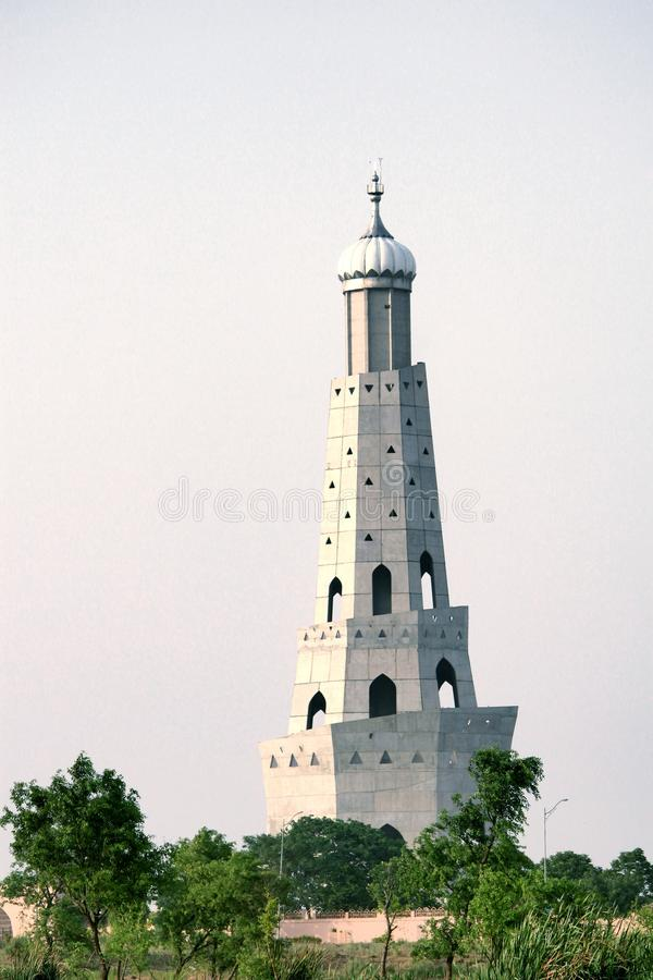 historiska monument royaltyfri foto