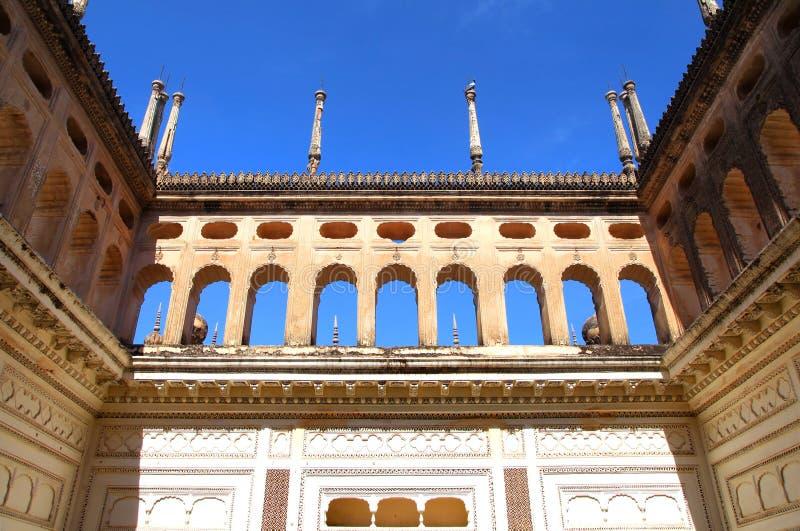 Historiska Paigah gravvalv royaltyfri foto
