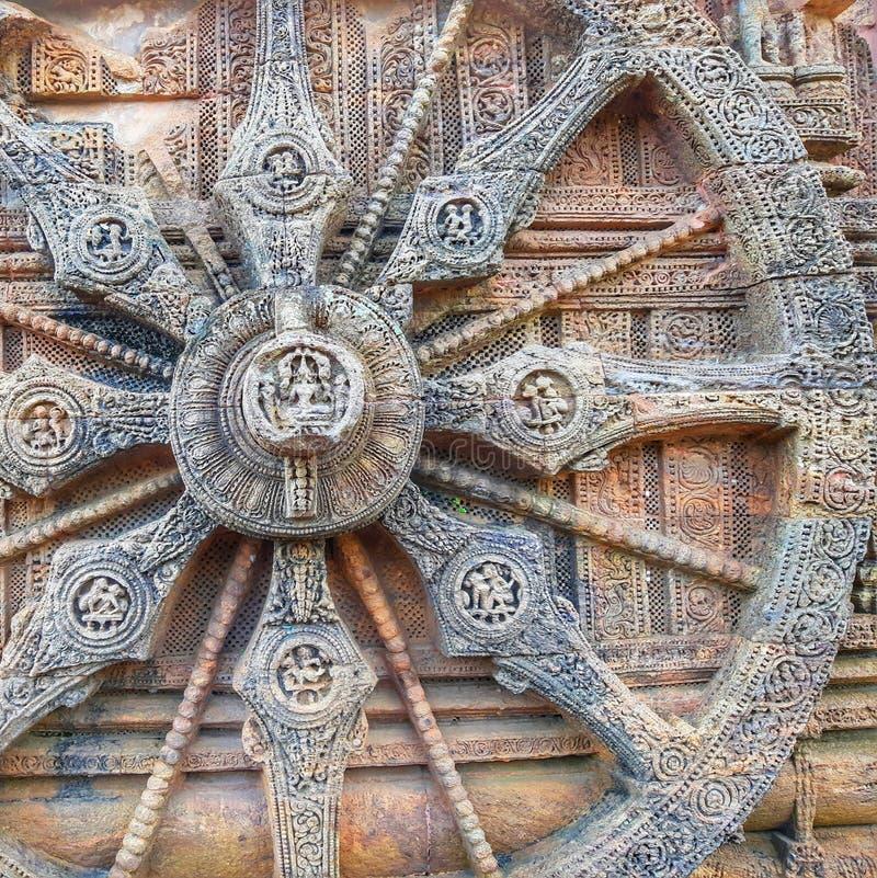 Historiska platser i Indien royaltyfria foton