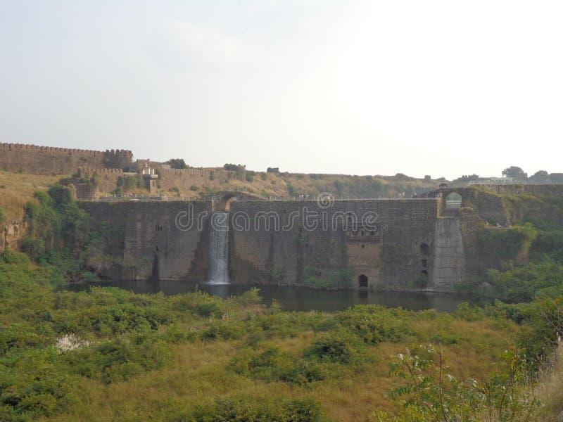 Historiska strukturer och konstruktioner som göras från stenar royaltyfri foto