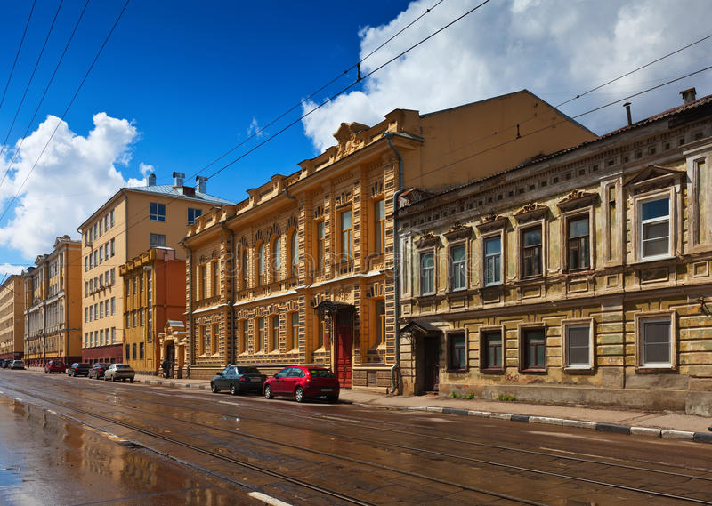 Download History District Of Nizhny Novgorod Stock Photo - Image: 25930054
