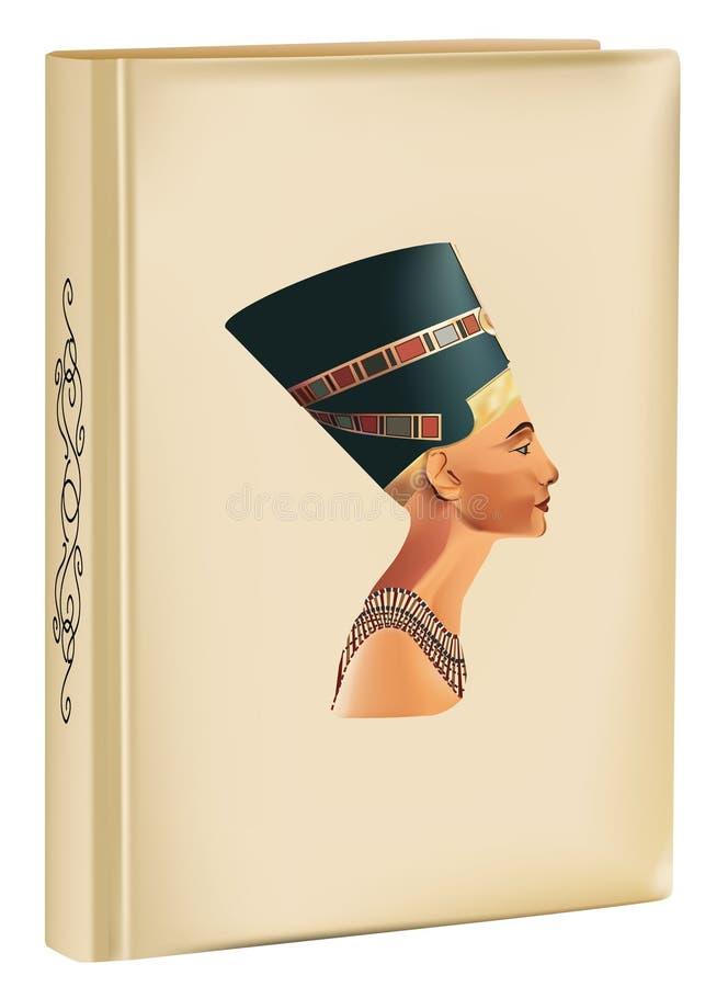 Download History of Nefertiti stock illustration. Image of business - 8532449