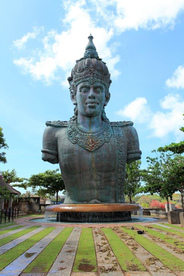 History Park Of Bali. Gaint Hindu Buddha Statue at History Park Of Bali stock image