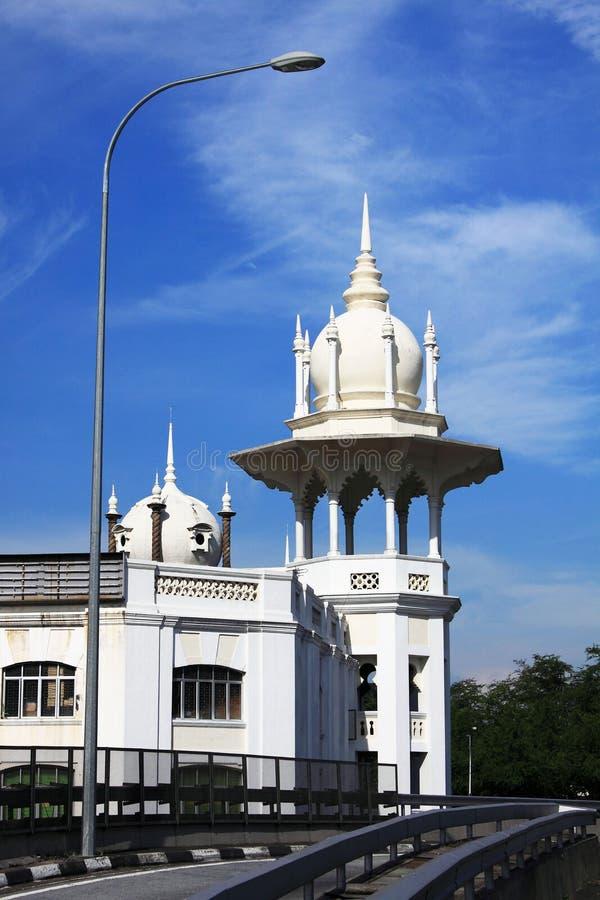 History Railway Station In Kuala Lumpur stock images