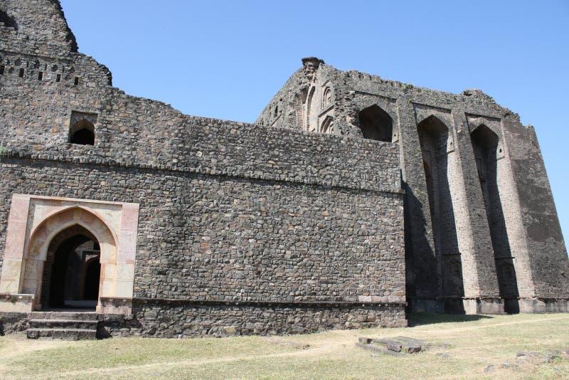 Historyczna architektura, gada shah sklep obrazy royalty free