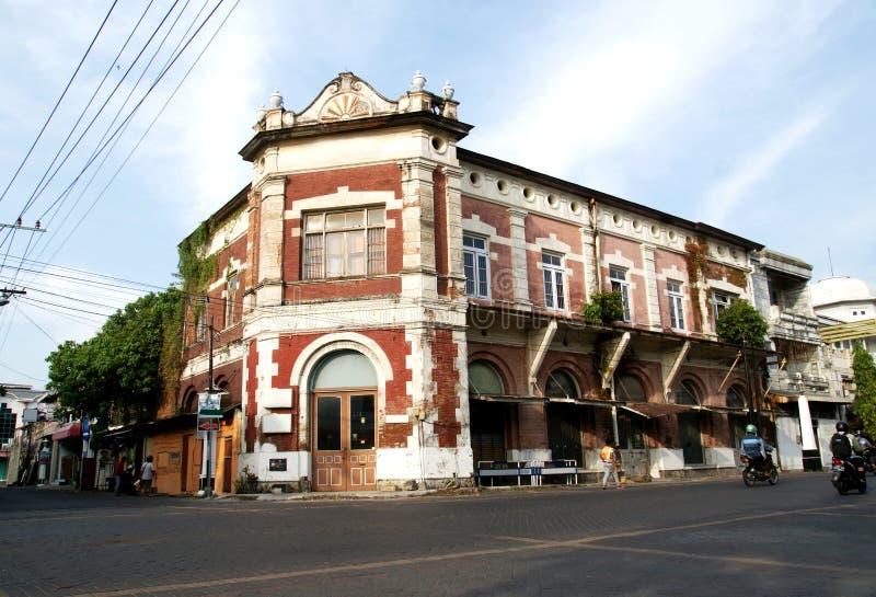 Historyczna architektura, Stary budynek zdjęcia stock