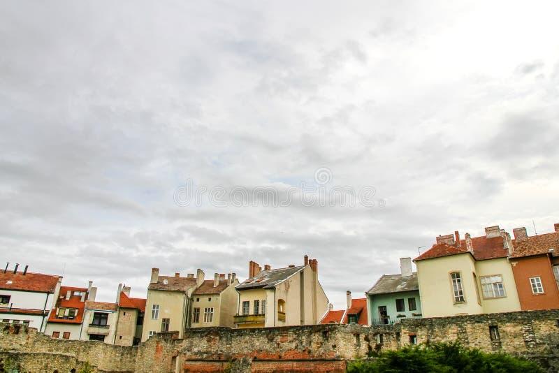 Download Historyczna Architektura W Sopron Obraz Stock - Obraz złożonej z węgry, turysta: 53791483