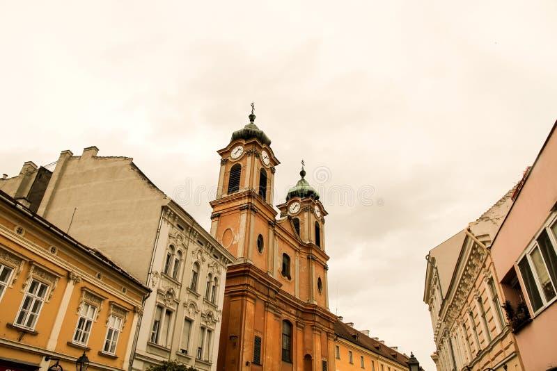 Download Historyczna Architektura W Sopron Zdjęcie Stock - Obraz złożonej z architektury, turystyka: 53791934