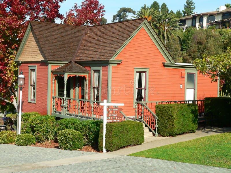 historyczna dom zdjęcia stock