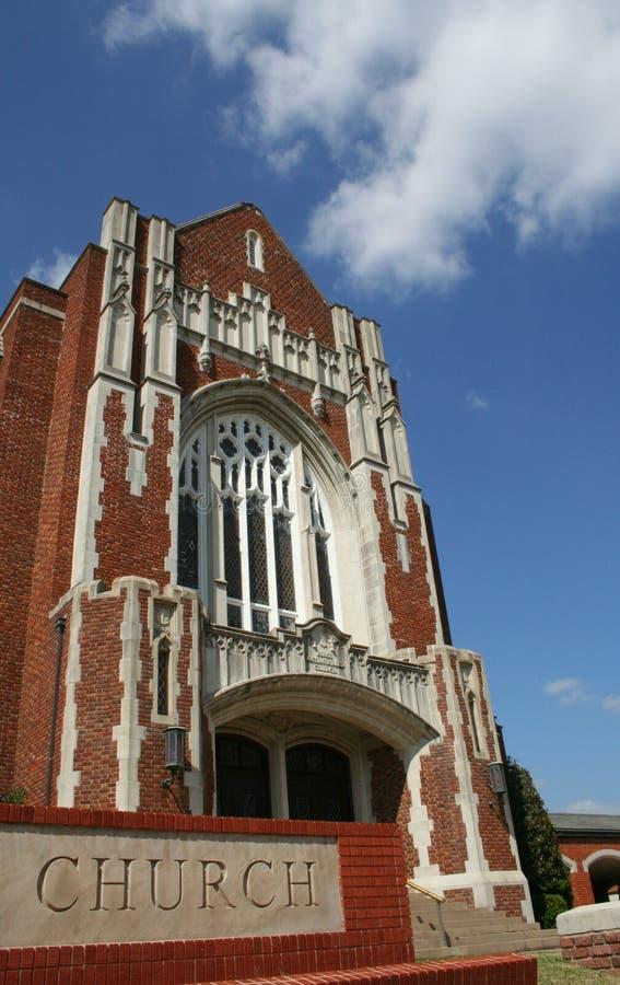 historyczna kościoła zdjęcia royalty free