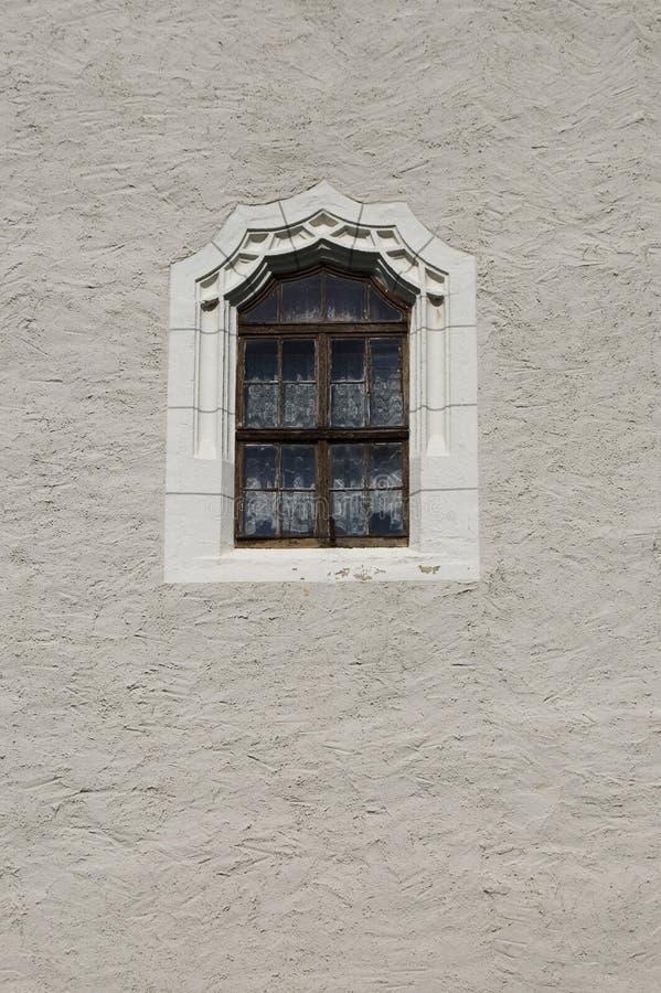 historyczna okno zdjęcia royalty free