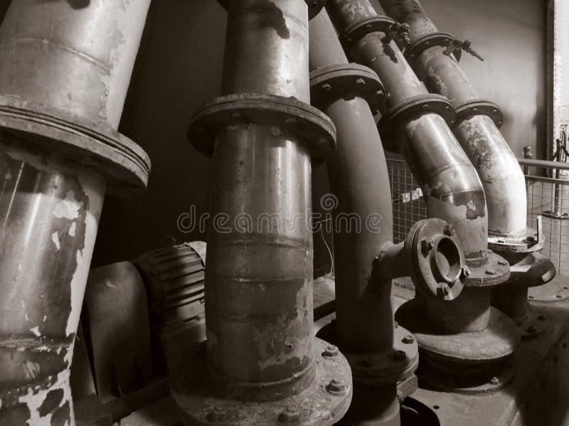 Historyczne drymby zdjęcie stock