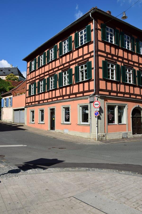 Download Historyczny Budynek W Bamberg, Niemcy Fotografia Editorial - Obraz złożonej z niemcy, atrakcyjny: 57653447
