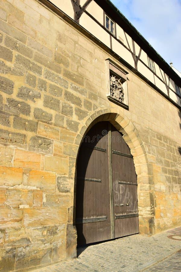 Download Historyczny Budynek W Bamberg, Niemcy Zdjęcie Editorial - Obraz złożonej z budynek, atrakcyjny: 57656546