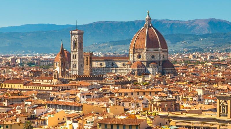Historyczny centrum miasta Florencja zdjęcie stock