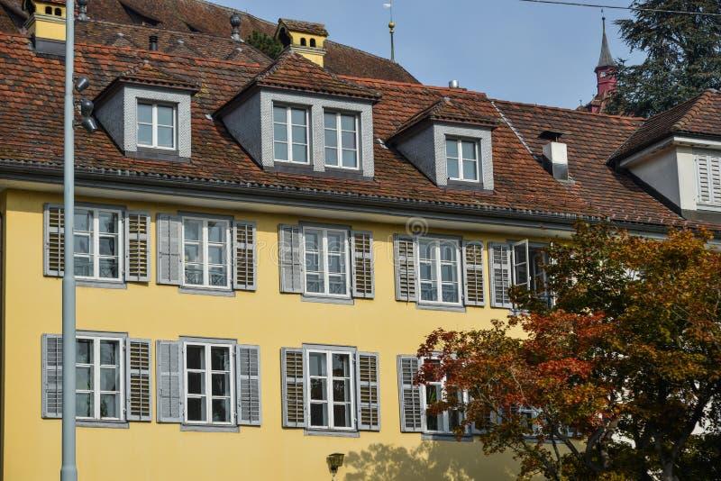 Historyczny centrum miasta lucerna, Szwajcaria zdjęcia stock