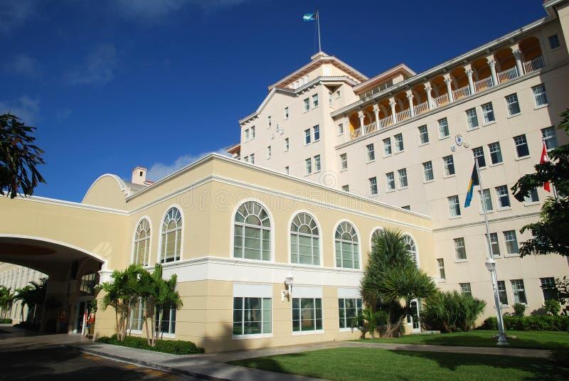 historyczny hotel zdjęcie royalty free