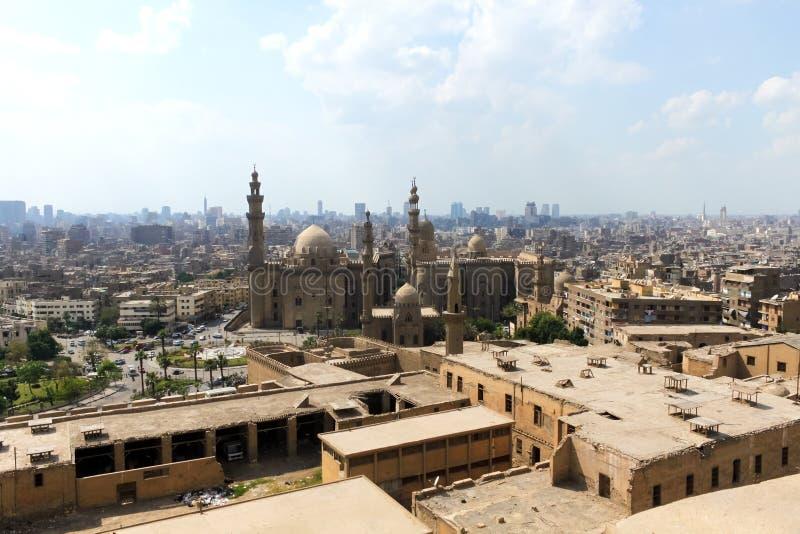 Historyczny okręg, Kair fotografia royalty free