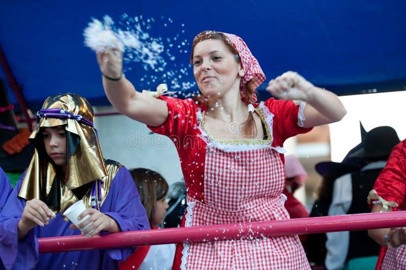 hiszpańscy kawalkad boże narodzenia obrazy royalty free