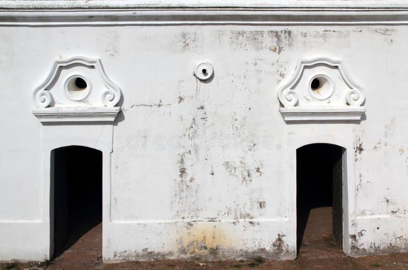 Hiszpańszczyzny Nawadniają baterię fotografia stock