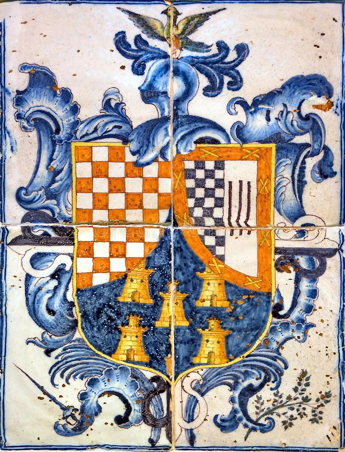 Hiszpania Ceramiczny zdjęcie royalty free