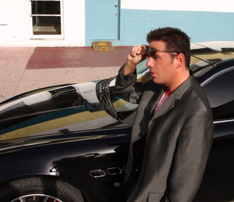 Hitman de Mafia photos libres de droits