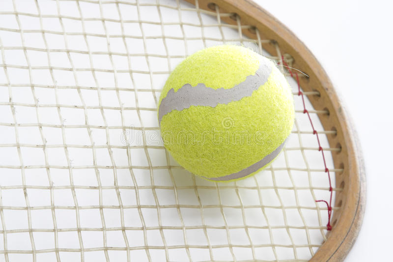 Download Hitting the ball stock photo. Image of tennis, recreation - 15391050