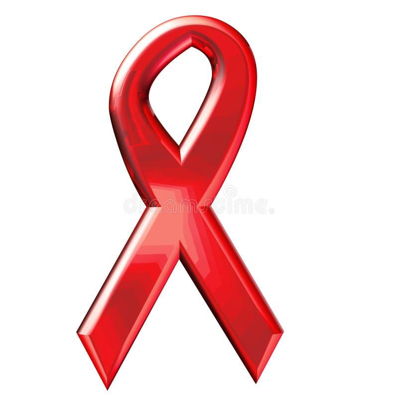 HIV illustration stock