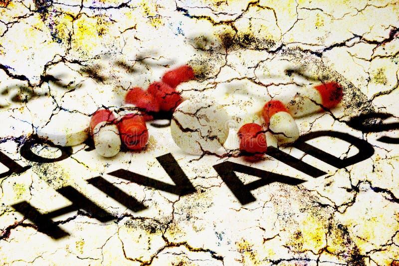 Hiv- Aids stock image