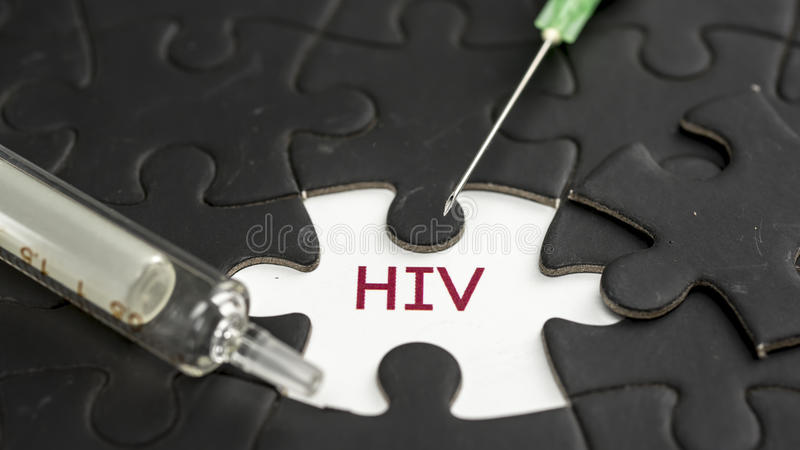 HIV royalty free stock image