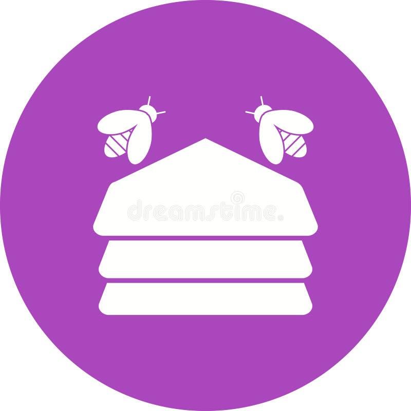 hive ilustração royalty free