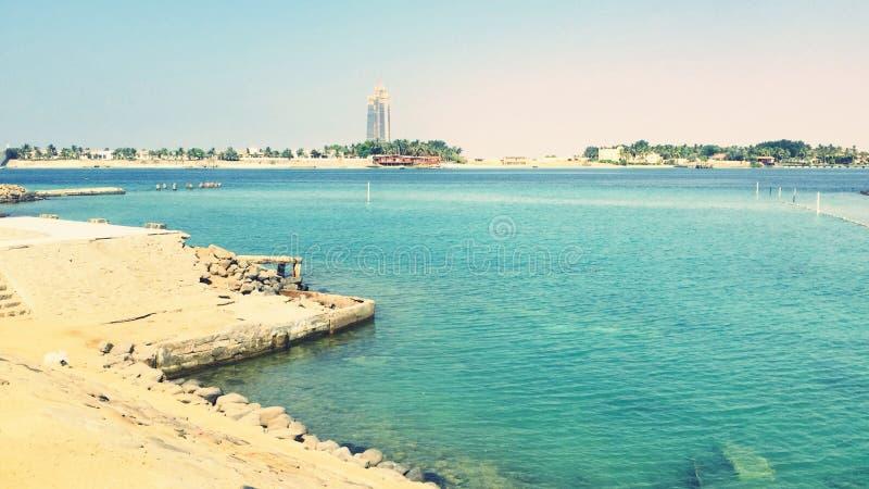Hiver dans Jeddah photos stock