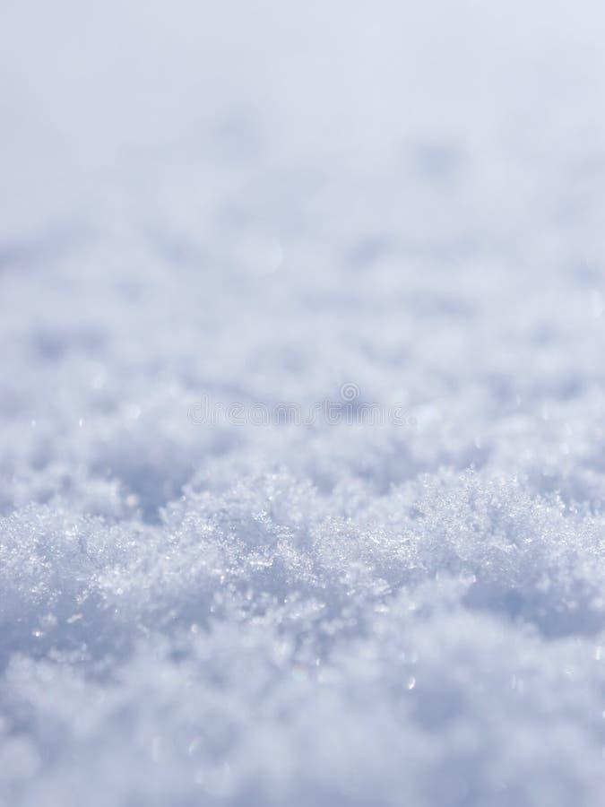 Hiver extérieur de neige photos libres de droits