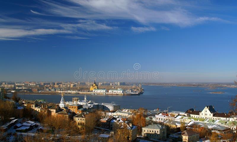 Hizhniy Novgorod immagine stock