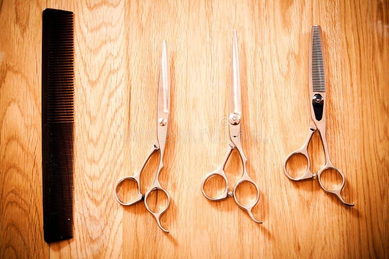 hjälpmedel för frisör s royaltyfri fotografi