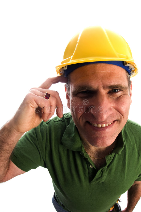 hjälpmedel för repairman för bälteleverantörhammare royaltyfri fotografi