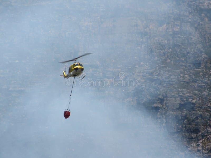 Hjältar för brandkämpe arkivfoto