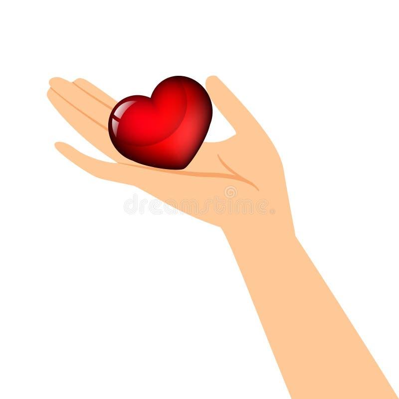 hjärta stock illustrationer