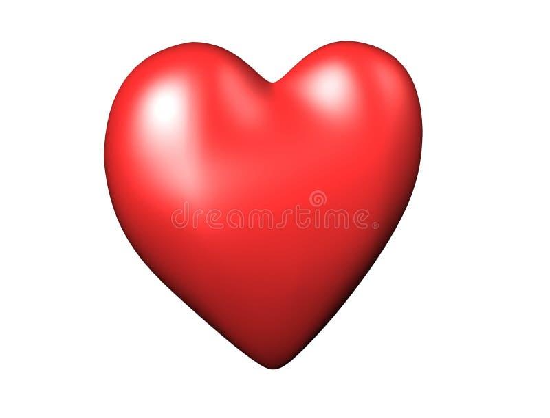 hjärta royaltyfri illustrationer