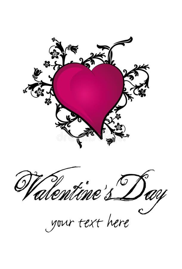 Hjärta för dag för valentin` s