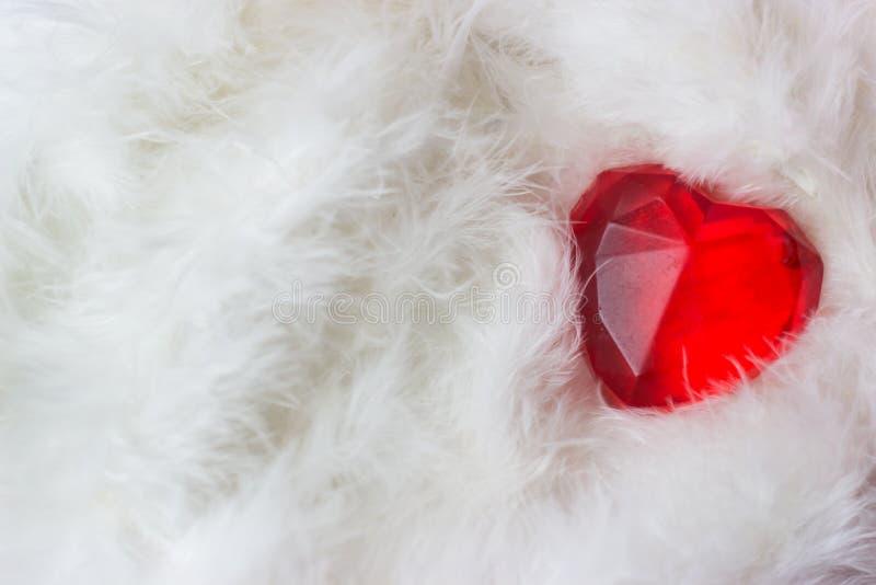 hjärta min portfölj till valentinvälkomnandet arkivbild