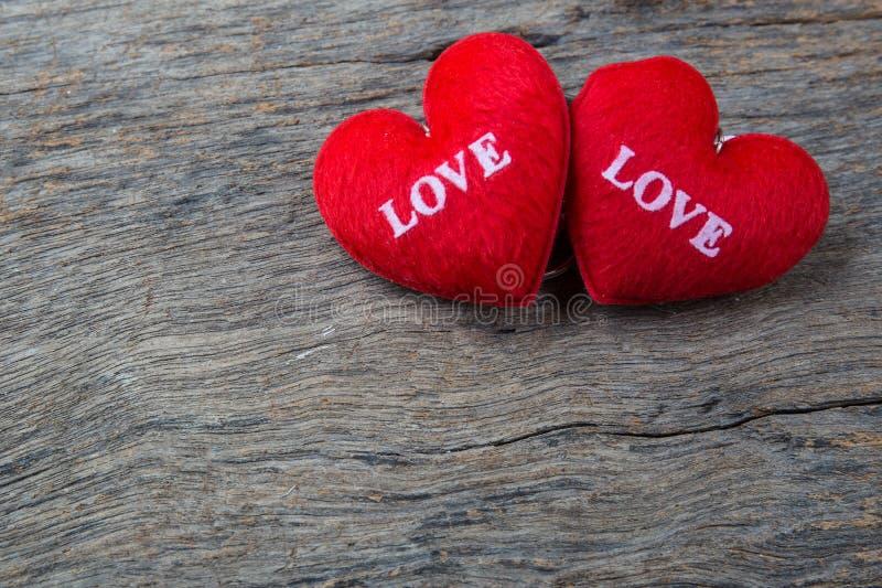 hjärta som ett symbol av förälskelse, valentins dag arkivfoton