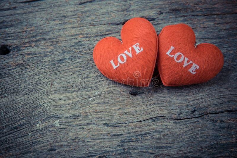 hjärta som ett symbol av förälskelse, valentins dag arkivbilder