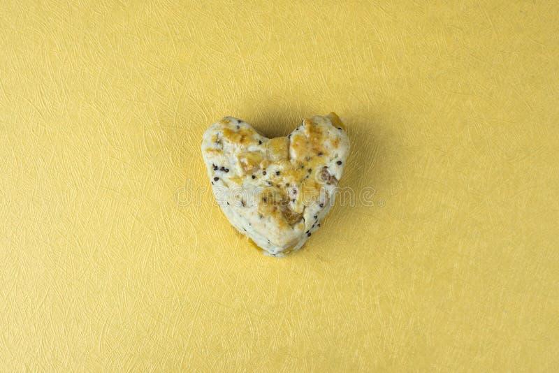 Hjärtakakascones 1 royaltyfri fotografi