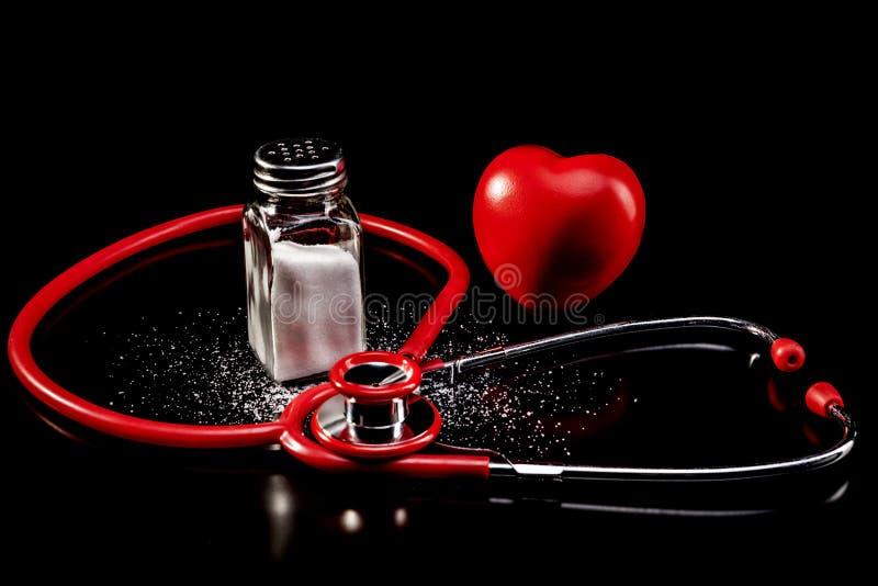 Hjärtanäringanstrykning royaltyfri foto