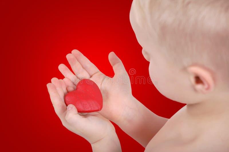 hjärtared arkivbild