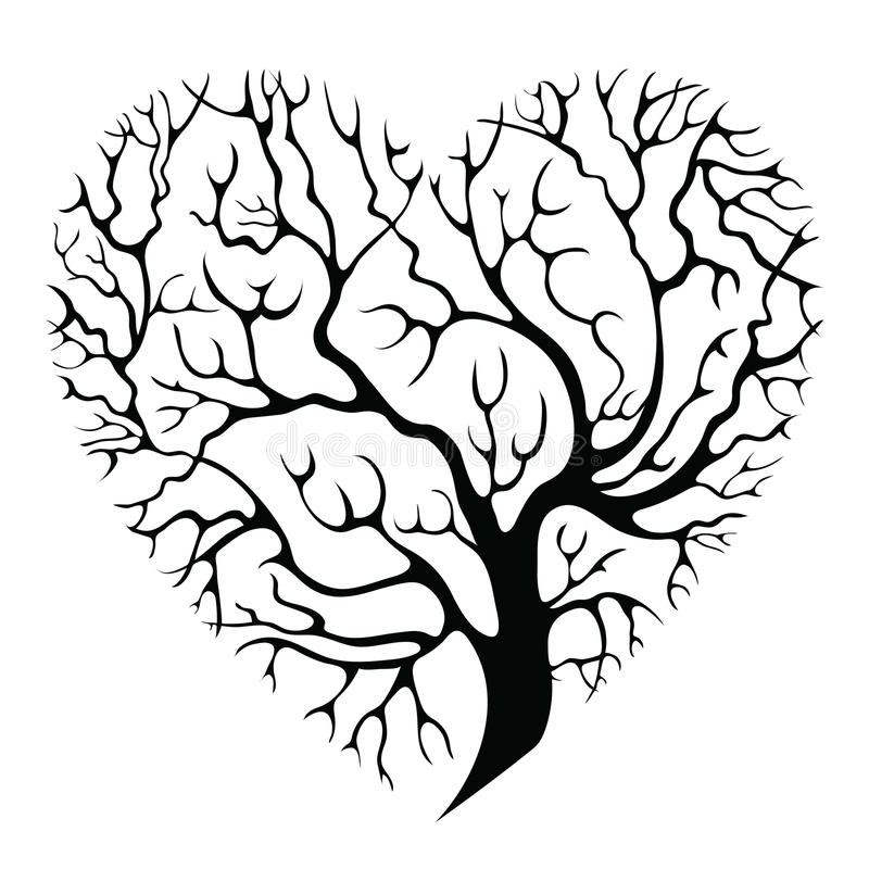 hjärtatree