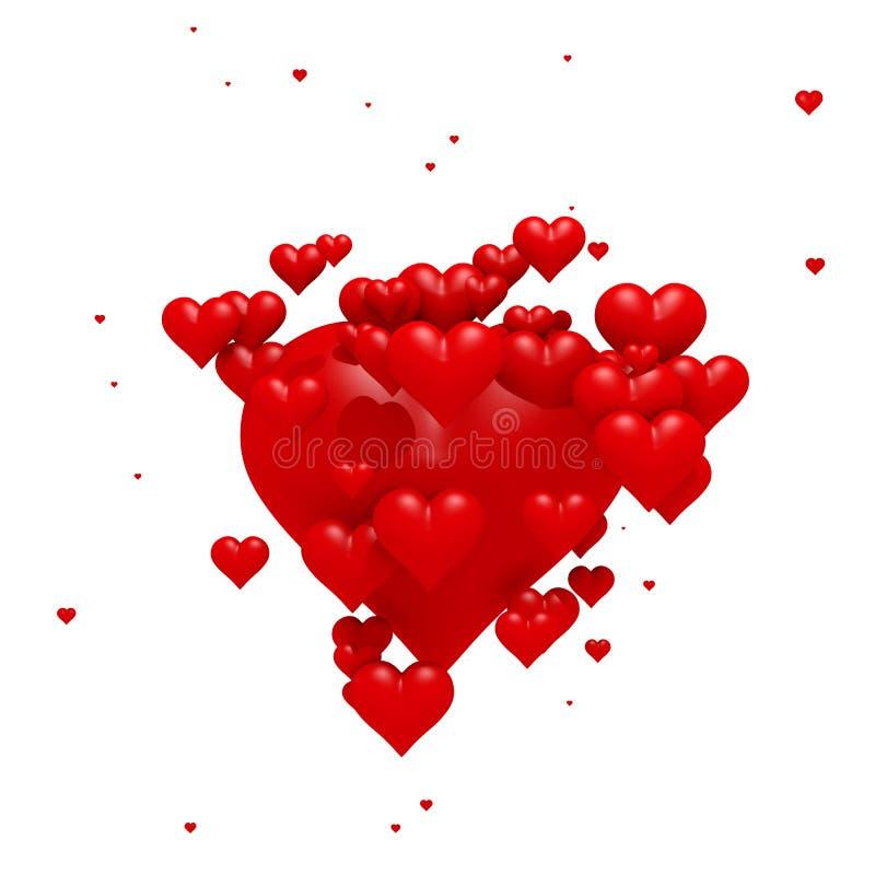 Hjärtautsläpp arkivbild